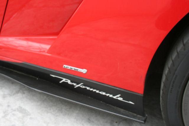 2012 Lamborghini Gallardo Performante Houston, Texas 4