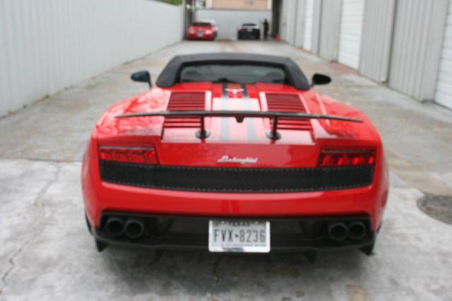2012 Lamborghini Gallardo Performante Houston, Texas 7
