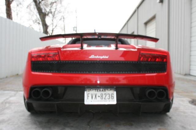 2012 Lamborghini Gallardo Performante Houston, Texas 8