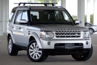 2012 Land Rover LR4 LUX* NAV* Pano Roof* One Owner* in Plano TX