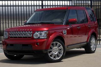 2012 Land Rover LR4 HSE * LUX PKG * 20's * Keyless * NAVI * 3rd Row * Plano, Texas 1