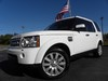 2012 Land Rover LR4 LUXURY HEATED SEATS 1 OWNER WARRANTY Tampa, Florida