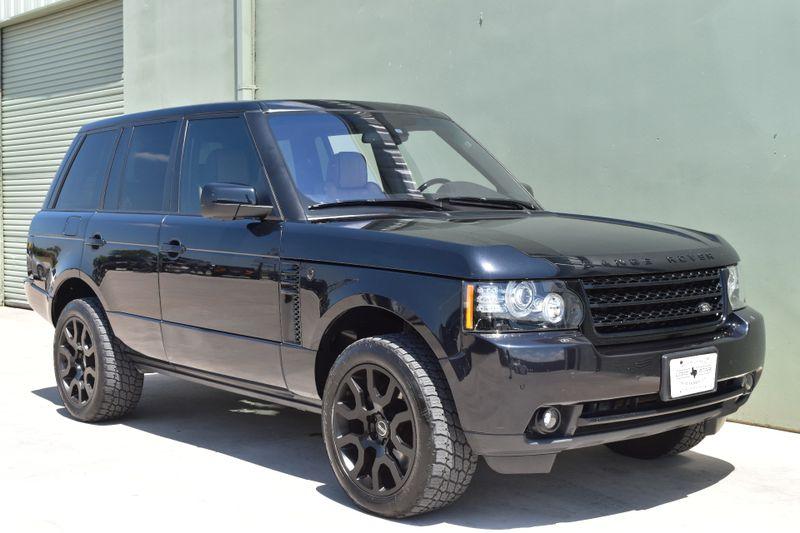2012 Land Rover Range Rover Supercharged  | Arlington, TX | Lone Star Auto Brokers, LLC