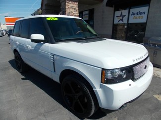 2012 Land Rover Range Rover HSE LUX | Bountiful, UT | Antion Auto in Bountiful UT