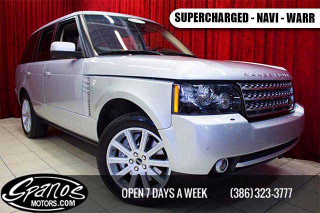 2012 Land Rover Range Rover SC | Daytona Beach, FL | Spanos Motors