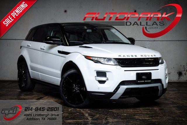 2012 Land Rover Range Rover Evoque Dynamic Premium-Autobiography in Addison TX