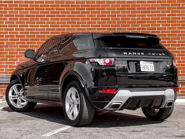 2012 Land Rover Range Rover Evoque Dynamic Premium Burbank, CA 5