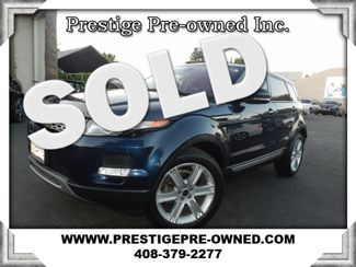 2012 Land Rover Range Rover Evoque in Campbell CA