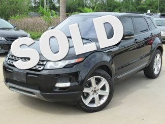2012 Land Rover Range Rover Evoque Pure Plus | Houston, TX | American Auto Centers in Houston TX