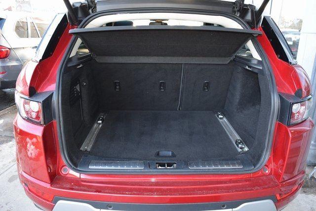 2012 Land Rover Range Rover Evoque Dynamic Premium Richmond Hill, New York 12