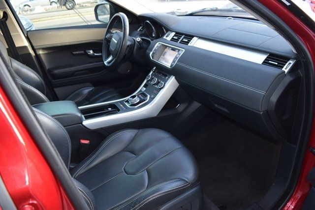 2012 Land Rover Range Rover Evoque Dynamic Premium Richmond Hill, New York 18