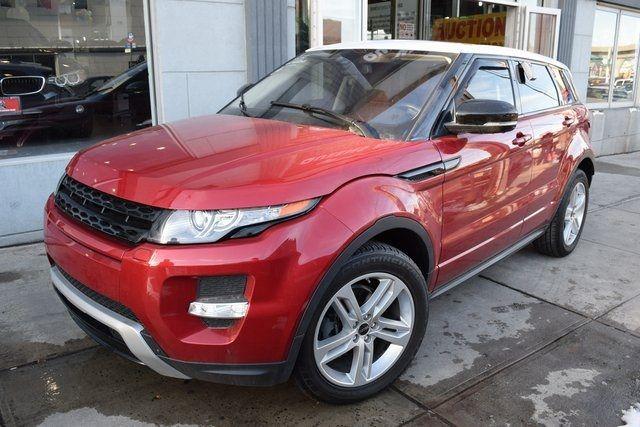 2012 Land Rover Range Rover Evoque Dynamic Premium Richmond Hill, New York 2