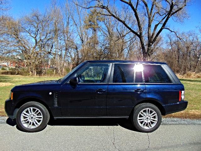2012 Land Rover Range Rover HSE Leesburg, Virginia 4