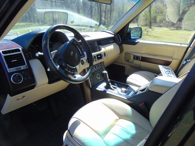 2012 Land Rover Range Rover HSE Leesburg, Virginia 9