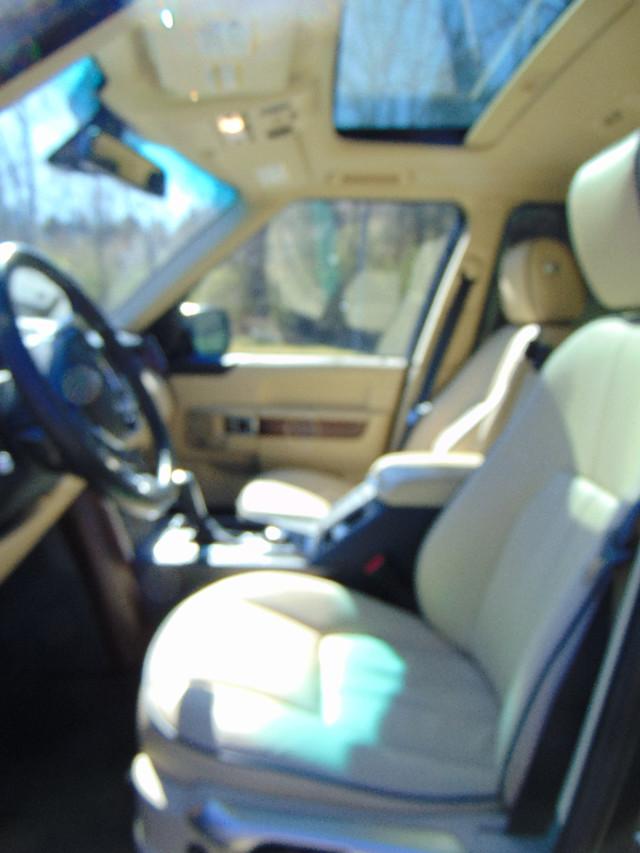 2012 Land Rover Range Rover HSE Leesburg, Virginia 12