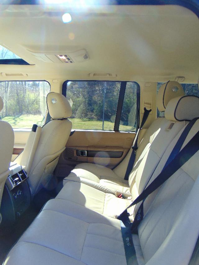2012 Land Rover Range Rover HSE Leesburg, Virginia 18