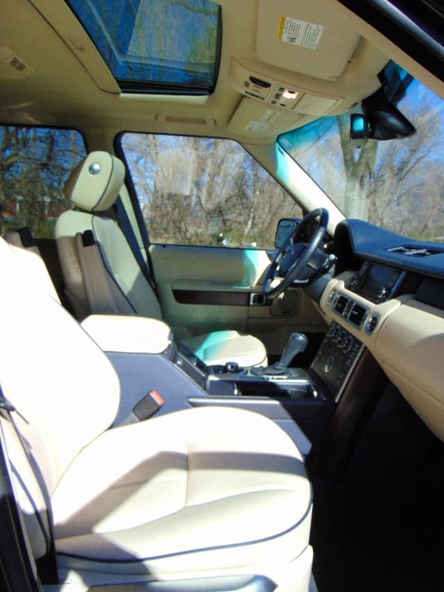 2012 Land Rover Range Rover HSE Leesburg, Virginia 30