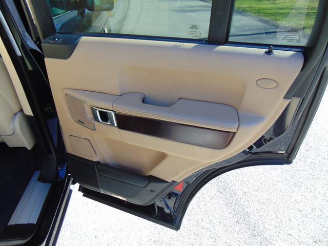 2012 Land Rover Range Rover HSE Leesburg, Virginia 32