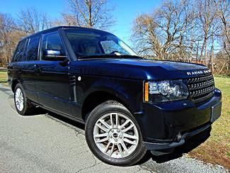 2012 Land Rover Range Rover HSE Leesburg, Virginia