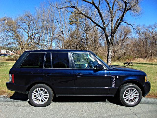 2012 Land Rover Range Rover HSE Leesburg, Virginia 3