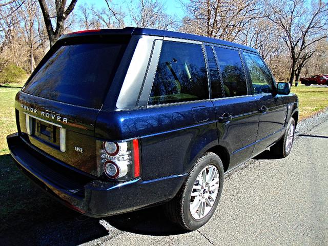 2012 Land Rover Range Rover HSE Leesburg, Virginia 1