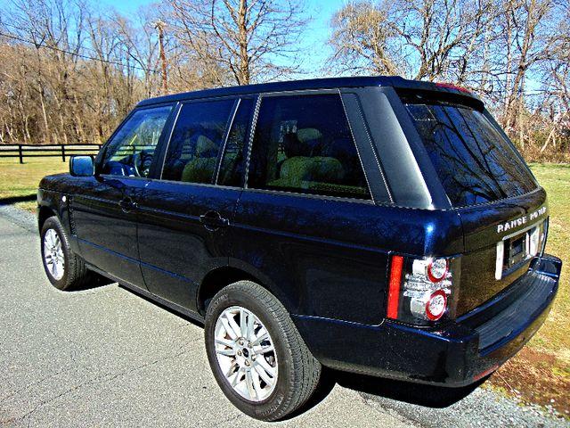 2012 Land Rover Range Rover HSE Leesburg, Virginia 2