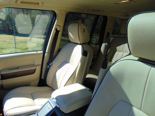 2012 Land Rover Range Rover HSE Leesburg, Virginia 16