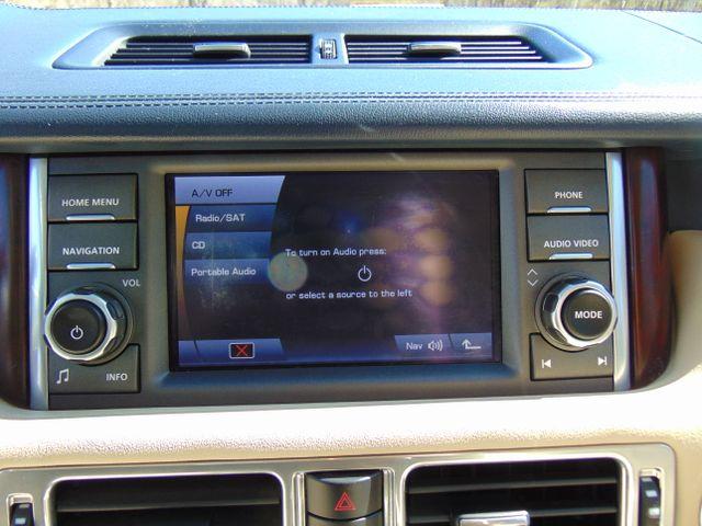 2012 Land Rover Range Rover HSE Leesburg, Virginia 19