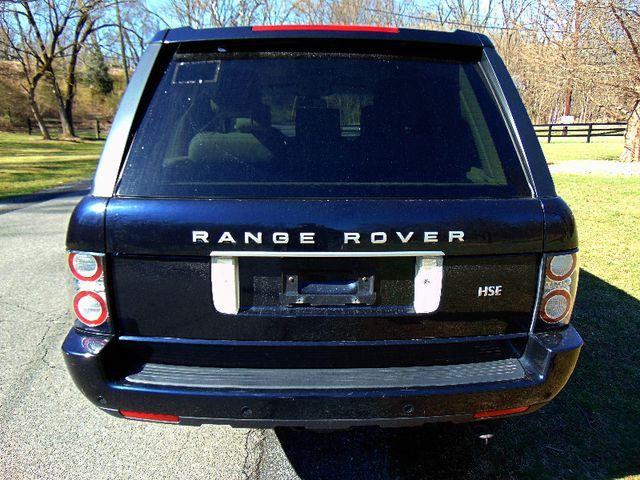 2012 Land Rover Range Rover HSE Leesburg, Virginia 5