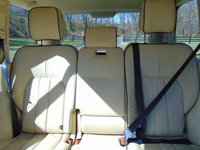 2012 Land Rover Range Rover HSE Leesburg, Virginia 23