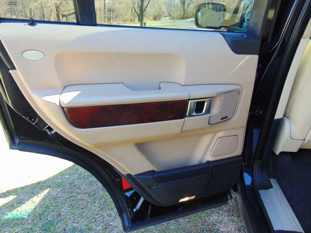 2012 Land Rover Range Rover HSE Leesburg, Virginia 24