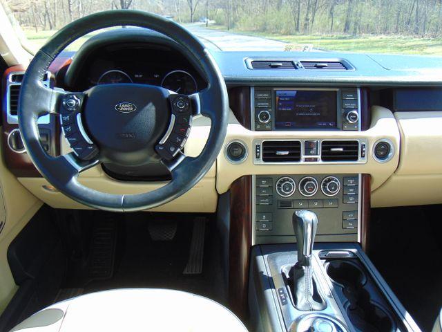 2012 Land Rover Range Rover HSE Leesburg, Virginia 26