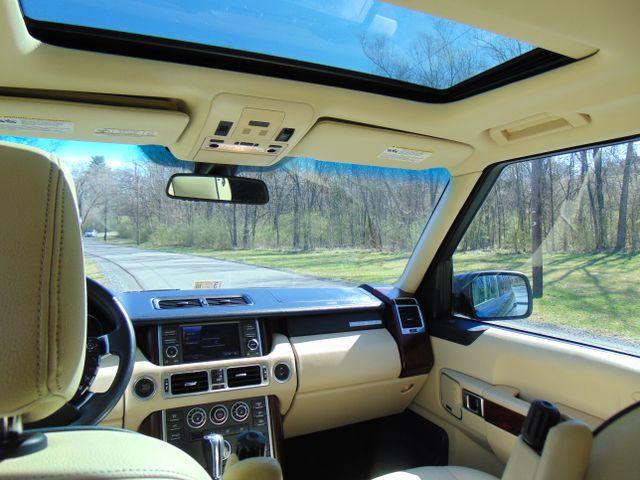 2012 Land Rover Range Rover HSE Leesburg, Virginia 27