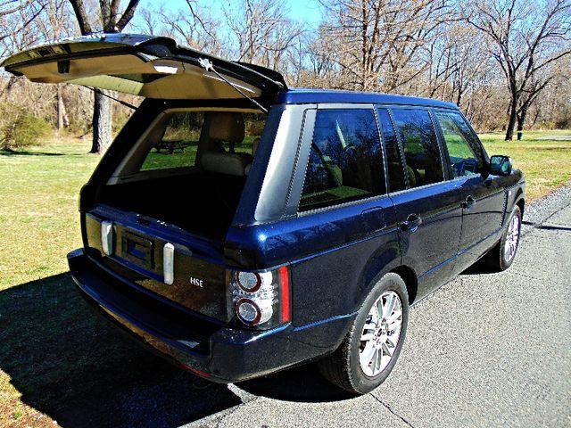 2012 Land Rover Range Rover HSE Leesburg, Virginia 7
