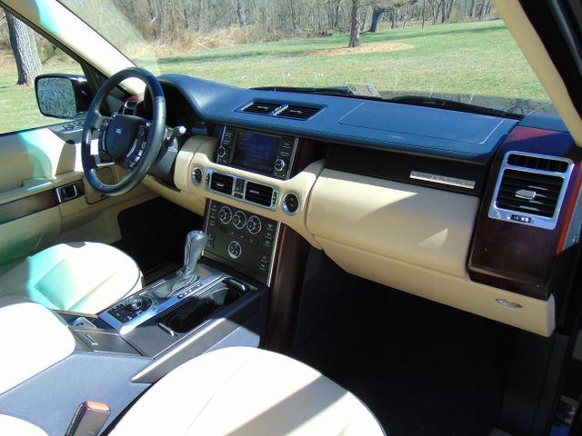 2012 Land Rover Range Rover HSE Leesburg, Virginia 31