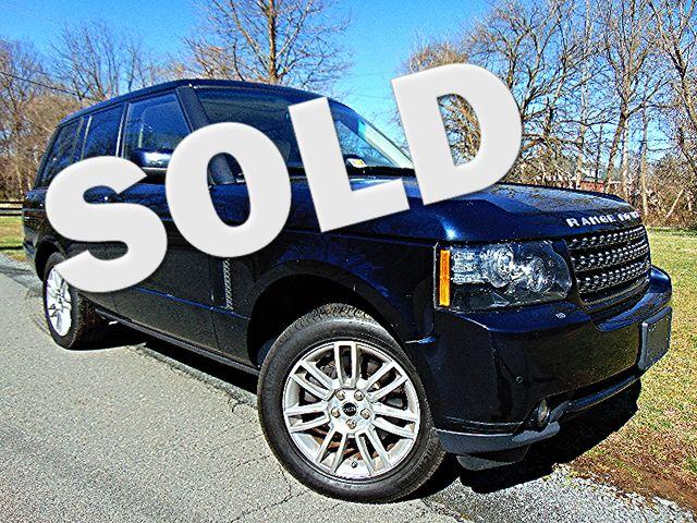 2012 Land Rover Range Rover HSE Leesburg, Virginia 0