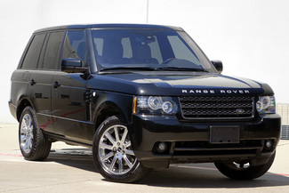 2012 Land Rover Range Rover HSE * LUXURY PKG * Silver Pkg * 1-OWNER * Plano, Texas