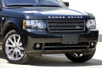 2012 Land Rover Range Rover HSE * LUXURY PKG * Silver Pkg * 1-OWNER * Plano, Texas 18