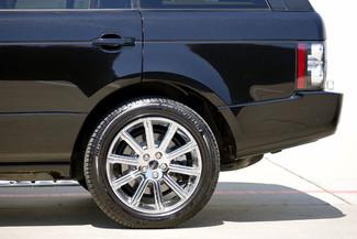 2012 Land Rover Range Rover HSE * LUXURY PKG * Silver Pkg * 1-OWNER * Plano, Texas 29