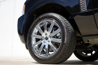 2012 Land Rover Range Rover HSE * LUXURY PKG * Silver Pkg * 1-OWNER * Plano, Texas 32