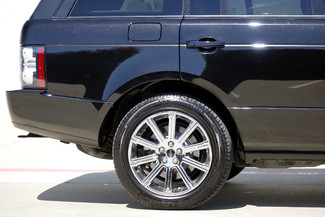 2012 Land Rover Range Rover HSE * LUXURY PKG * Silver Pkg * 1-OWNER * Plano, Texas 26