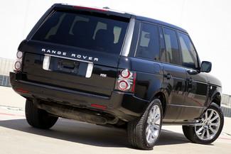 2012 Land Rover Range Rover HSE * LUXURY PKG * Silver Pkg * 1-OWNER * Plano, Texas 4