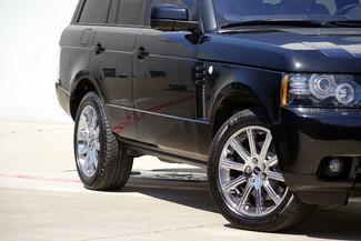 2012 Land Rover Range Rover HSE * LUXURY PKG * Silver Pkg * 1-OWNER * Plano, Texas 22