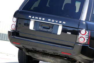 2012 Land Rover Range Rover HSE * LUXURY PKG * Silver Pkg * 1-OWNER * Plano, Texas 24