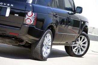 2012 Land Rover Range Rover HSE * LUXURY PKG * Silver Pkg * 1-OWNER * Plano, Texas 20