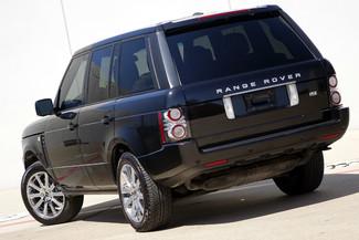 2012 Land Rover Range Rover HSE * LUXURY PKG * Silver Pkg * 1-OWNER * Plano, Texas 5