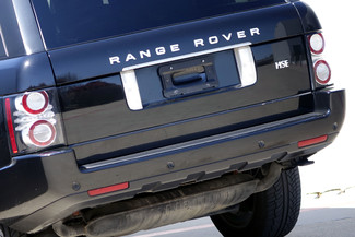 2012 Land Rover Range Rover HSE * LUXURY PKG * Silver Pkg * 1-OWNER * Plano, Texas 25