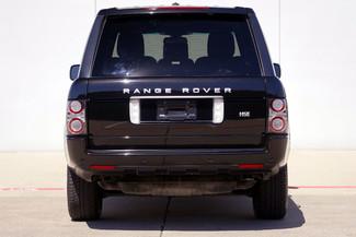 2012 Land Rover Range Rover HSE * LUXURY PKG * Silver Pkg * 1-OWNER * Plano, Texas 7