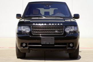 2012 Land Rover Range Rover HSE * LUXURY PKG * Silver Pkg * 1-OWNER * Plano, Texas 6