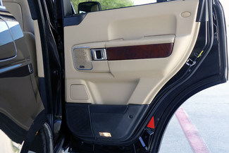 2012 Land Rover Range Rover HSE * LUXURY PKG * Silver Pkg * 1-OWNER * Plano, Texas 41